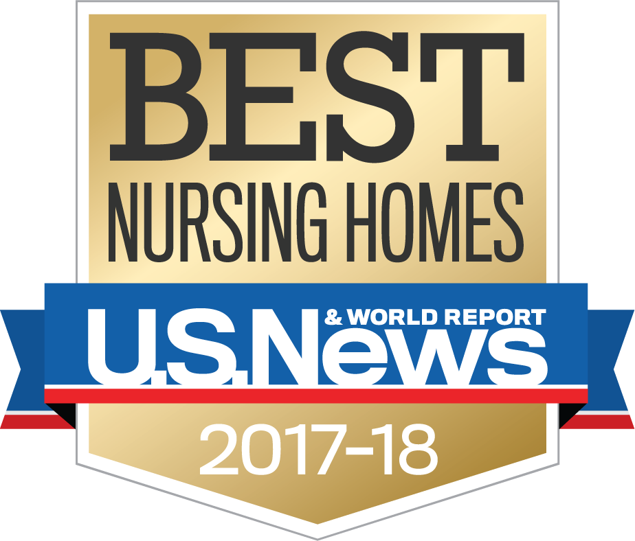 US News Best Nursing Homes 2017-2018